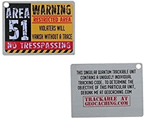 Area 51 - Trackable Tag