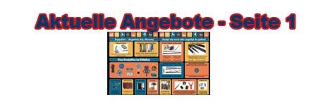 Flyer Geocaching Shop Seite 1
