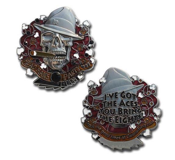 Dead Man's Party - Antique Nickel - abverkauf