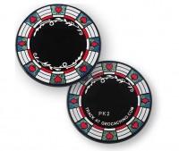 Poker Casino Geocoin - Black abverkauf