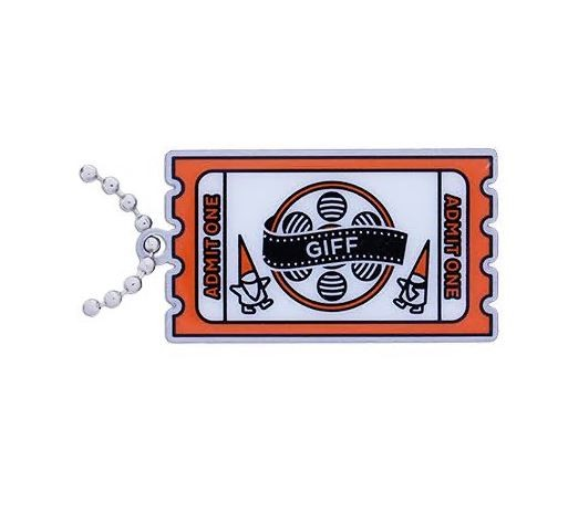 2019 GIFF Geocoin and Companion Tag Set 2 Trackables Geocach