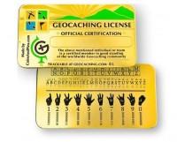 Geocaching License