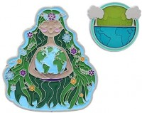 Geoswag C&P Club April 2021 – Mother Earth Erde