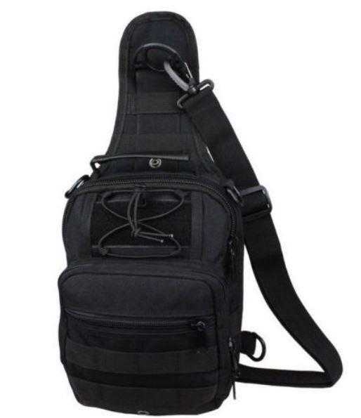 10659 schwarz GEO-VERSAND Geocaching Equipment Tasche