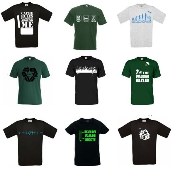 T-Shirt Konfigurator - NICHT Trackbar T-Shirts - Wunschfarbe Wunschmotiv-Copy