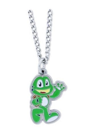 Trackable Signal the Frog® Necklace Halskette